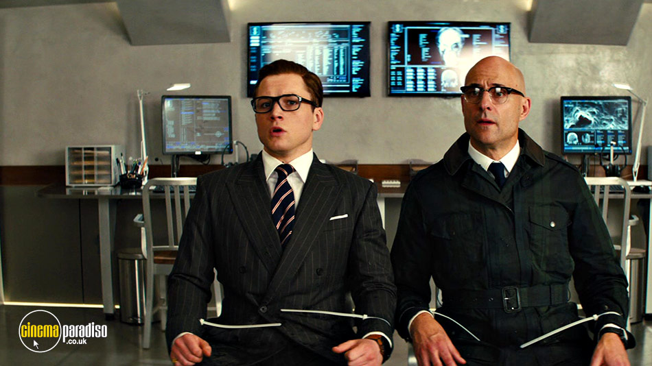 Kingsman: The Golden Circle (aka Kingsman 2) online DVD rental