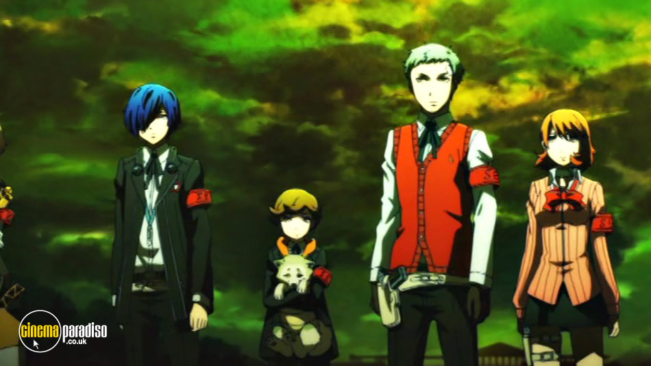Persona 3: Movie 3 (aka Persona 3 the Movie: #3 Falling Down) online DVD rental
