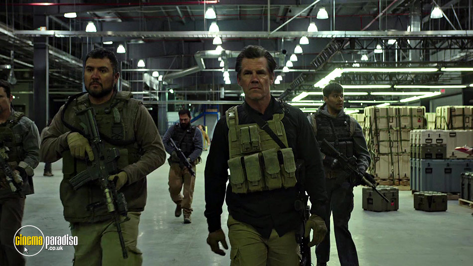 Sicario: Day of the Soldado (aka Sicario 2: Soldado) online DVD rental