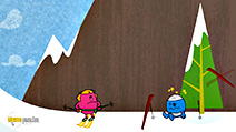 A still #40 from The Mr. Men Show: Flying Plus Six More Fun-Tastic Stories (2015)