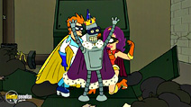 Still #6 from Futurama: Series 4