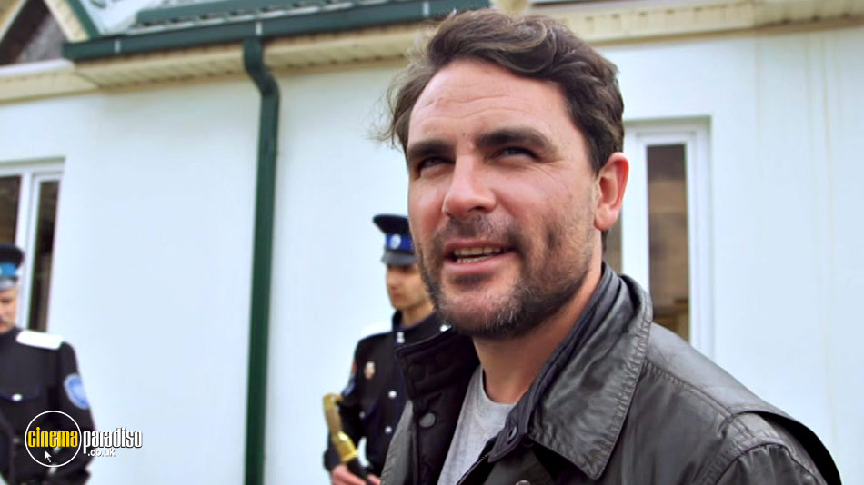 Levison Wood: From Russia to Iran online DVD rental