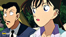 A still #7 from Detective Conan: The Last Wizard of the Century (1999)