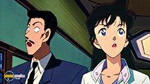 A still #4 from Detective Conan: The Last Wizard of the Century (1999)