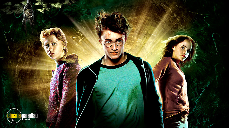 Creating the World of Harry Potter: Part 3: Creatures online DVD rental