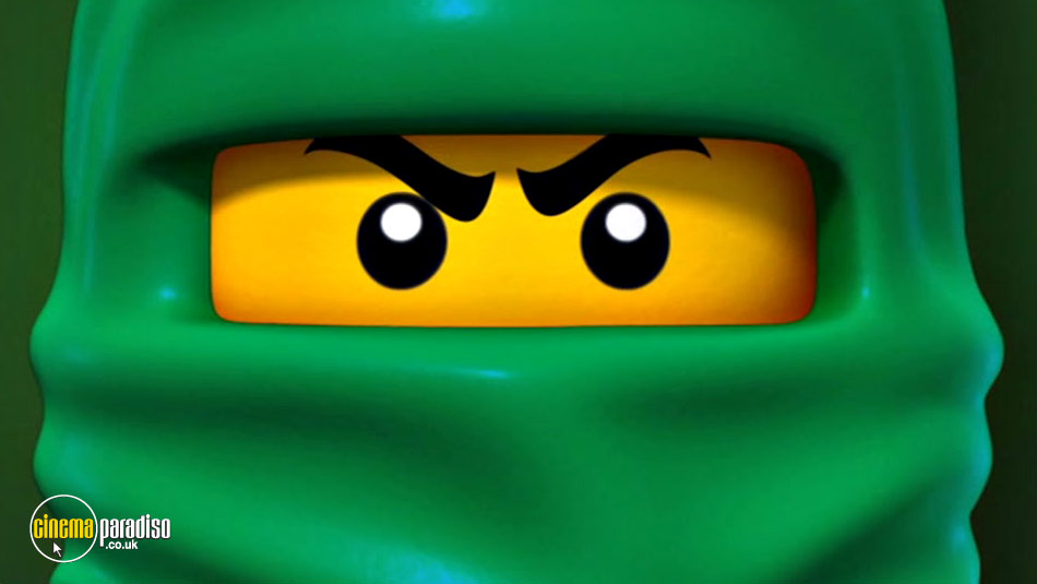 Lego Ninjago: Masters of Spinjitzu: Series 2: Part 2 online DVD rental