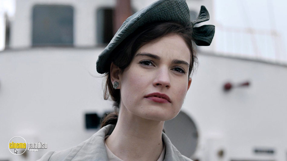 The Guernsey Literary and Potato Peel Pie Society (aka Guernsey) online DVD rental