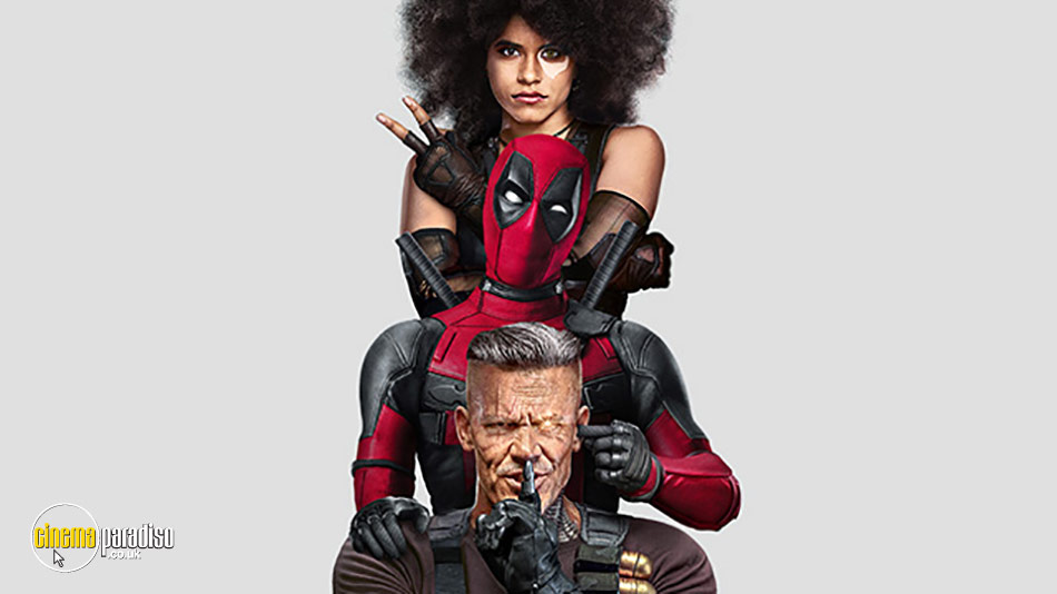 Deadpool 2 (aka Love Machine / Daisy / DP 2) online DVD rental