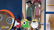 A still #8 from Sgt. Frog: Series 1 (2004)