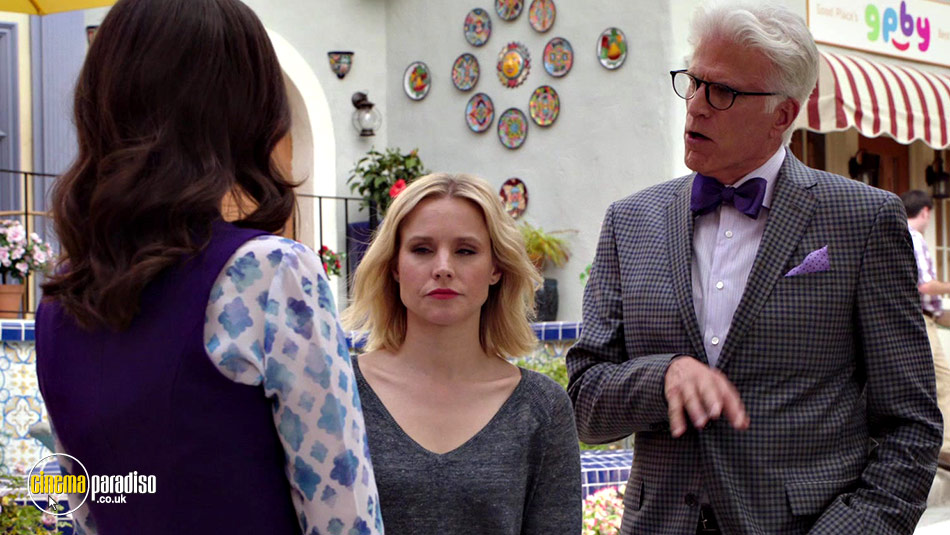 The Good Place: Series 1 online DVD rental