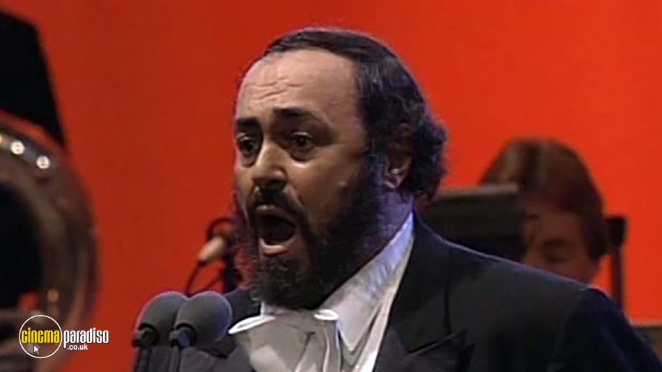 Luciano Pavarotti: Classic Duets online DVD rental