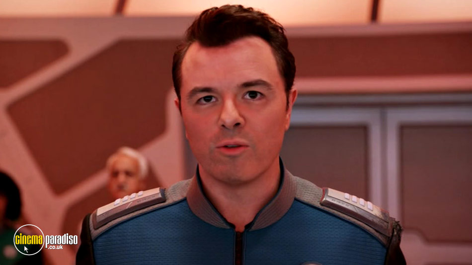 The Orville: Series 1 online DVD rental