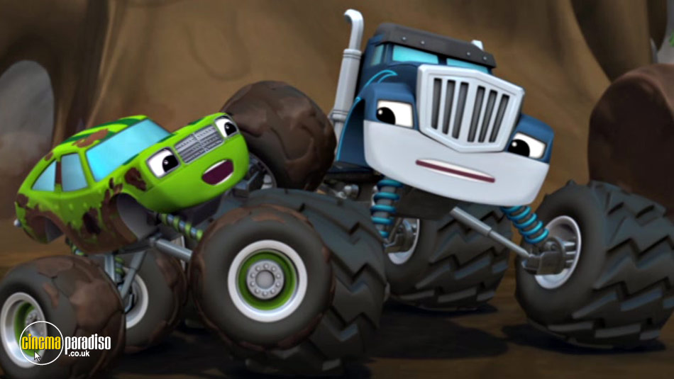Blaze and the Monster Machines: Rev Up and Roar online DVD rental