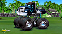 A still #4 from Blaze and the Monster Machines: Rev Up and Roar (2015)