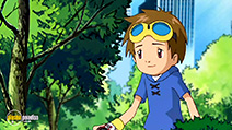 A still #9 from Digimon: Digital Monsters: Series 3 (2001)