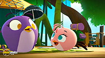 A still #14 from Angry Birds Stella: Series 1 (2014)