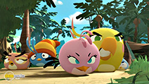 A still #11 from Angry Birds Stella: Series 1 (2014)
