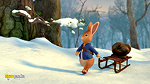 A still #20 from Peter Rabbit's Christmas Tale (2014)