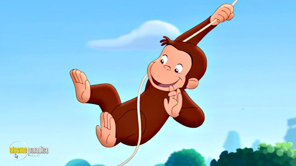 Curious George 3: Back to the Jungle online DVD rental