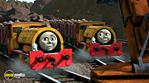 A still #9 from Thomas the Tank Engine and Friends: Signals Crossed (2015)