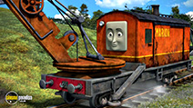 A still #8 from Thomas the Tank Engine and Friends: Signals Crossed (2015)