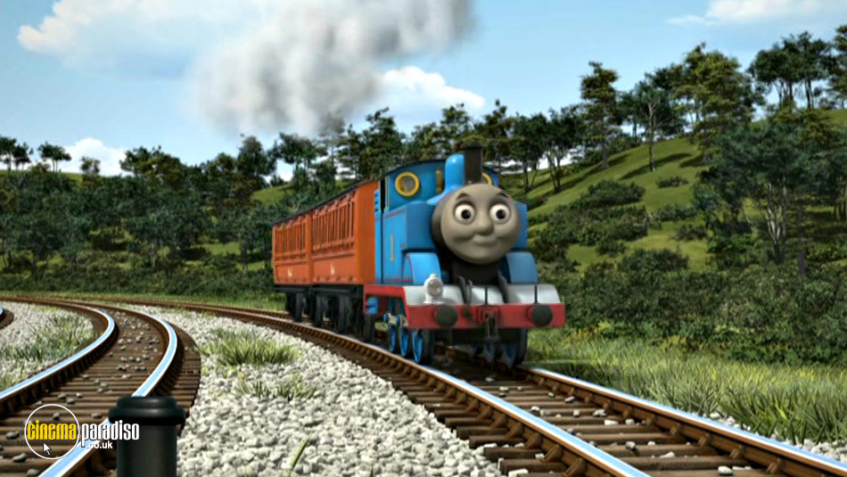 Thomas the Tank Engine and Friends: Signals Crossed online DVD rental