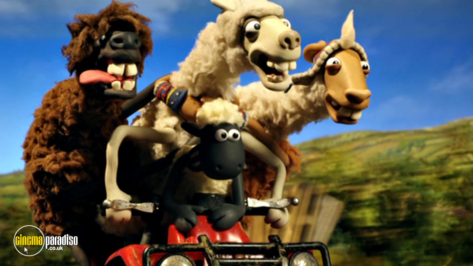 Shaun the Sheep: The Farmer's Llamas online DVD rental