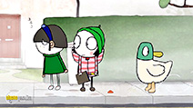 A still #13 from Sarah and Duck: Petal Light Picking and Other Stories (2013)