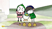 A still #12 from Sarah and Duck: Petal Light Picking and Other Stories (2013)