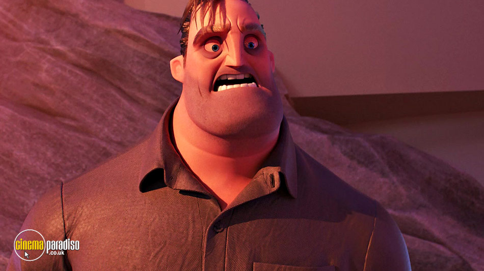A still #6 from Incredibles 2 (2018)