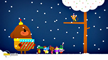 A still #17 from Hey Duggee: The Tinsel Badge and Other Stories (2014)