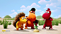 A still #5 from Coconut the Little Dragon (2014)