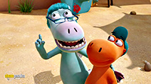 A still #3 from Coconut the Little Dragon (2014)
