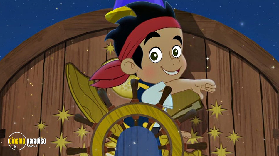 Jake and the Never Land Pirates: Battle for the Book! online DVD rental