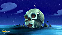 A still #8 from Jake and the Never Land Pirates: Battle for the Book! (2014)