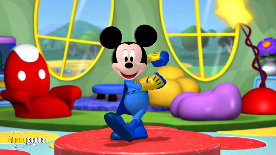 Mickey Mouse Clubhouse: Super Adventure! online DVD rental