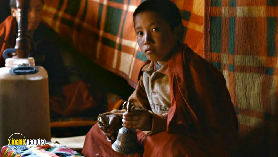 Happiness (aka The Himalayan Boy and the TV Set) online DVD rental