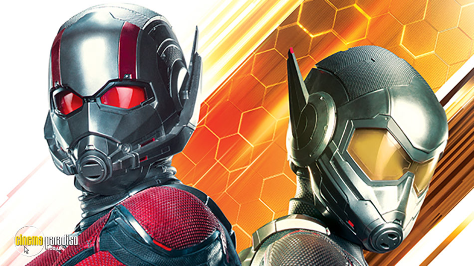 Ant-Man and the Wasp (aka Ant-Man 2) online DVD rental
