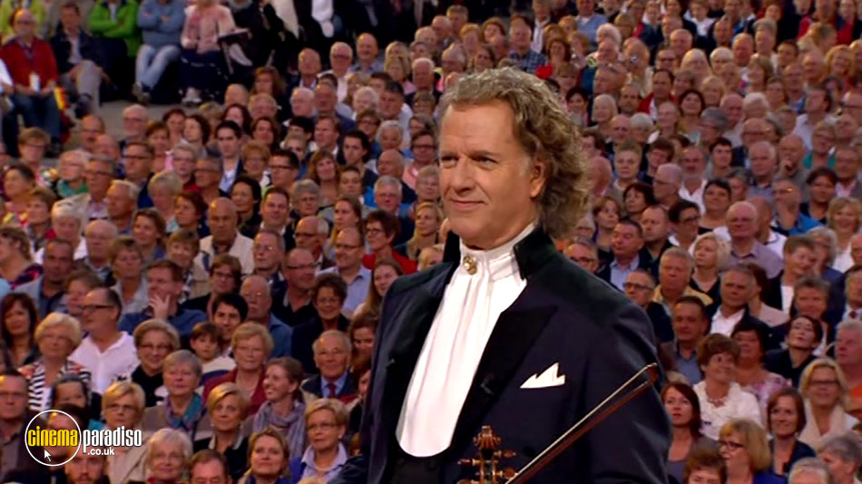 Andre Rieu: Love in Venice online DVD rental