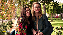 A still #8 from Blockers (2018) with Kathryn Newton and Gideon Adlon