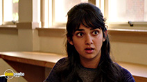A still #6 from Blockers (2018) with Geraldine Viswanathan