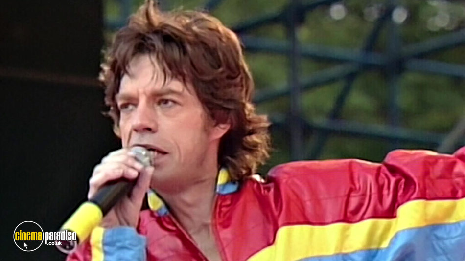 The Rolling Stones: From the Vault: Live in Leeds 1982 (aka The Rolling Stones: From the Vault - Live at Roundhay Park 1982) online DVD rental
