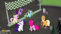 A still #8 from My Little Pony: May the Best Pet Win! (2015)
