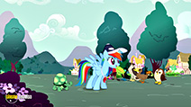 A still #3 from My Little Pony: May the Best Pet Win! (2015)