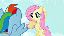 A still #2 from My Little Pony: May the Best Pet Win! (2015)