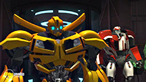 A still #15 from Transformers Prime: Series 2: Part 4 (2012)