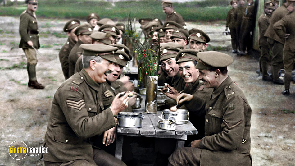 They Shall Not Grow Old online DVD rental