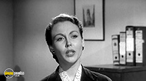 A still #6 from The Crooked Sky / Scarlet Web (1957)