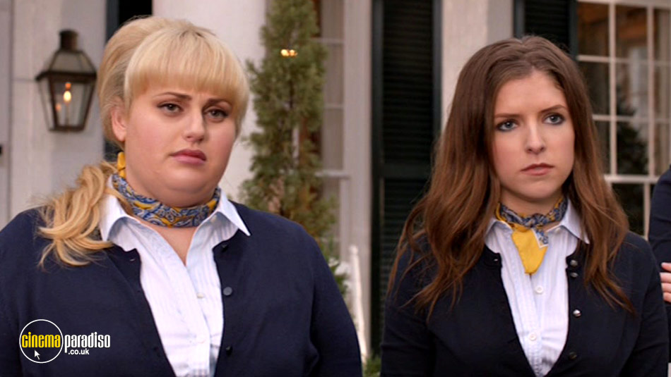 Pitch Perfect: Sing-Along! online DVD rental