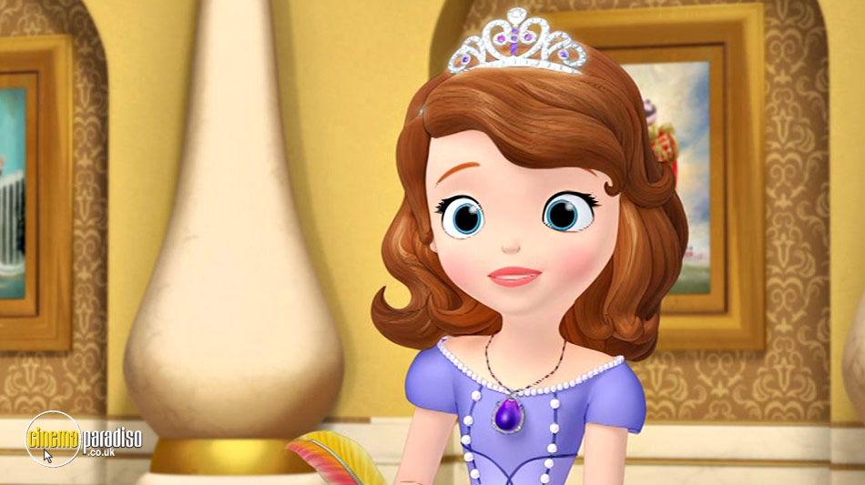 Sofia the First: The Enchanted Feast online DVD rental